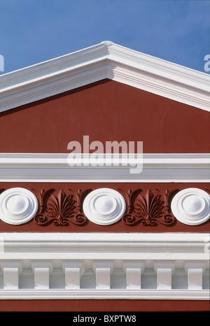 Dettagli architettonici Foto Stock