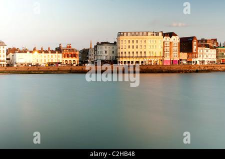 Margate Porto isola di Thanet Kent England Regno Unito Foto Stock