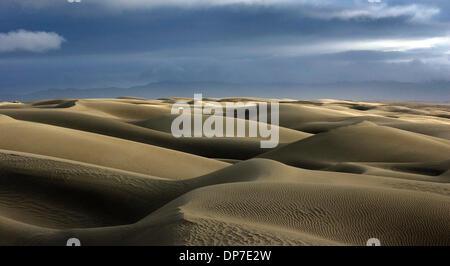 Nov 11, 2006 - Pismo Beach, California, Stati Uniti d'America - Oceano Dunes State Vehicular Recreation Area (ex Foto Stock