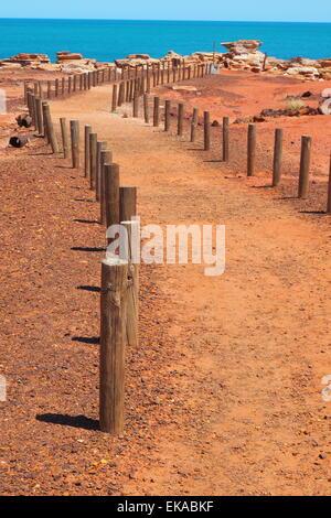 Gantheaume Point BROOME, Western Australia. Foto Stock