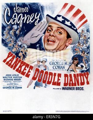 Yankee Doodle Dandy - poster del filmato Foto Stock