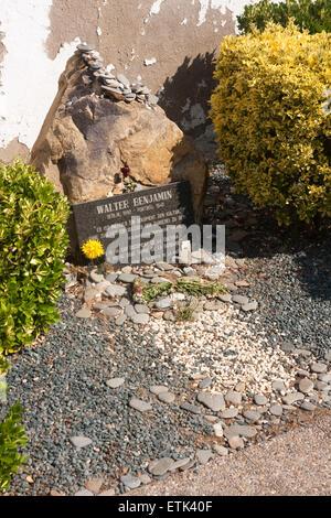Risultato immagini per portbou cimitero ?