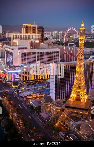 Las Vegas, Nevada. Foto Stock