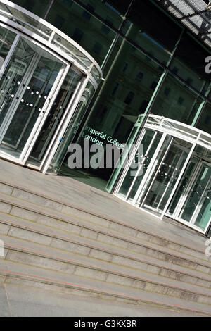 L'Imperial College Business School, Imperial College, South Kensington campus, Exhibition Road, Londra SW7, Regno Foto Stock