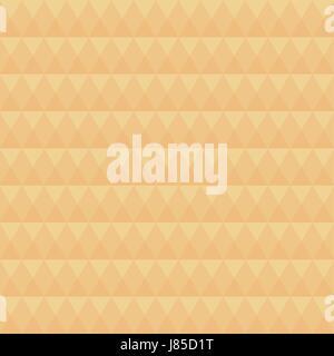 Seamless pattern rombo geometrico golden disegno astratto Foto Stock