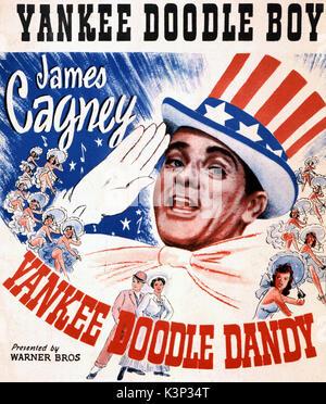 YANKEE DOODLE DANDY [US 1942] James Cagney data: 1942 Foto Stock