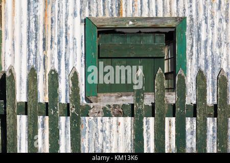 Port Stephens, liquidazione Foto Stock