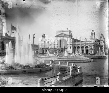 Chicago World's Columbian Exposition, 1893 2575640274 o Foto Stock