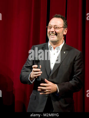 "Berlinale 2009: Jean Reno bei der Premiere des film ""Pink Panther 2' im Berlinale-Palast, Berlino, am 13.02.2009 Foto Stock"