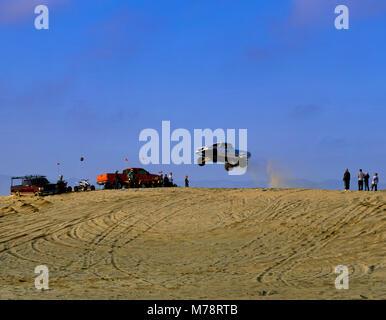 Jumping Carrello, Stato Pismo Beach, San Luis Obispo County, California Foto Stock