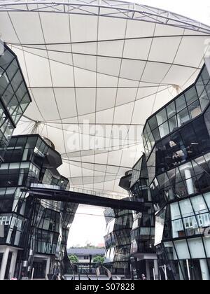 Interno di LASALLE College of Arts Singapore Foto Stock