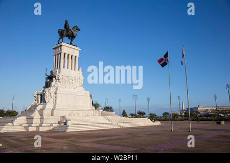 Monumento a Maximo Gomez, Havana, Cuba Foto Stock
