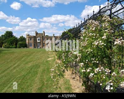 Nonsuch Casa, Nonsuch Park, Cheam Surrey, Inghilterra, Regno Unito Foto Stock