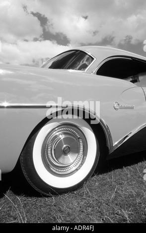 Serie Buick 60 Secolo di 1955 Foto Stock