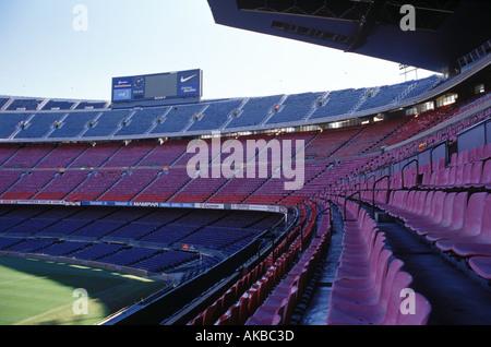 ... Vista interna del Nou Camp Stadium c633408f6f1