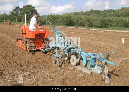 Loseley Park Match di aratura e Country Fair settembre 2006 Foto Stock
