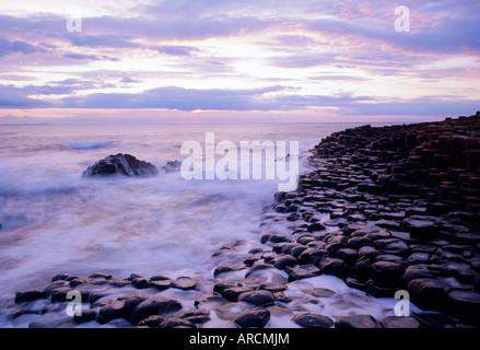 Il Selciato del gigante, Co Antrim, Irlanda del Nord