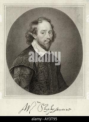 Shakespeare Soest Holl Foto Stock