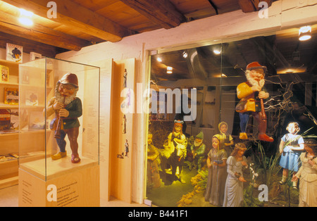 Wilhelm Hauffs Museo di favole di Baiersbronn Foresta Nera Baden Wurttemberg Germania Foto Stock
