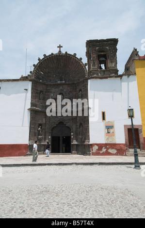 San Miguel De Allende (San Miguel), stato di Guanajuato, Messico, America del Nord Foto Stock