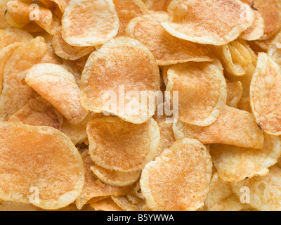 Patatine fritte Foto Stock