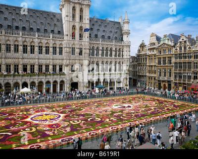 Tappeto Floreale Bruxelles : Bruxelles e dintorni in fiore a ferragosto u latitudinex