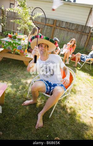 Amici di Backyard Barbeque, Portland, Oregon, Stati Uniti d'America