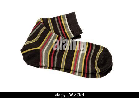 Paio di calzini Foto Stock