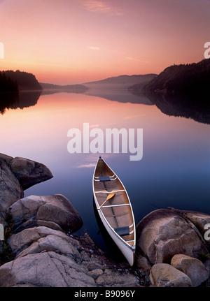 Concetti # FL0573, D Wiggett; canoa Foto Stock