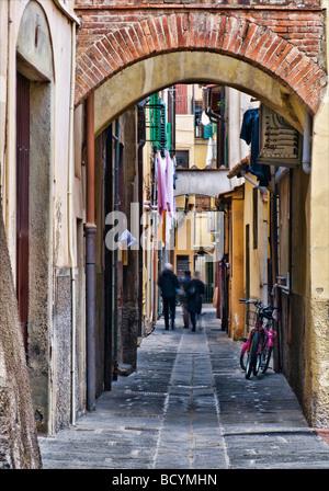 San Giovanni Valdarno, Toscana, Italia Foto Stock