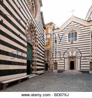 San Giovanni Battista, Monterosso, liguria, Italia Foto Stock