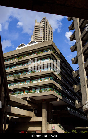 Il Barbican London Inghilterra England Foto Stock
