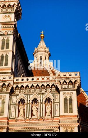 Serata al Duomo di Firenze Toscana Italia Foto Stock