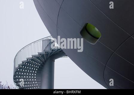 Museo BMW Monaco di Baviera, Germania Foto Stock