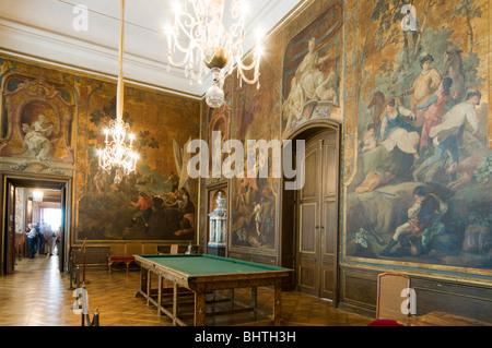 Sala Da Biliardo Degas : Sala biliardo foto immagine stock alamy