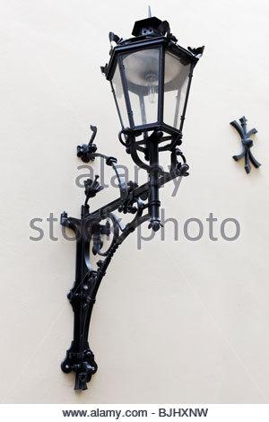 Decorative, olio lampada Foto Stock