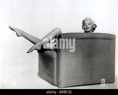 Sette anni di prurito (1955) MARILYN MONROE SYIT 007P Foto Stock