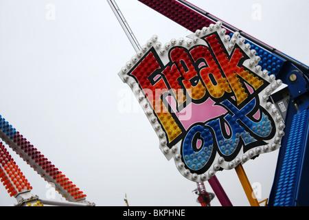 Corsa dello scafo Fair Foto Stock