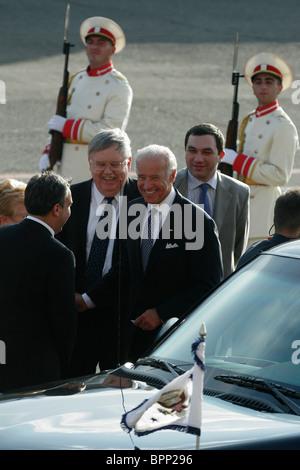 Vice Presidente USA Joe Biden in visita in Georgia