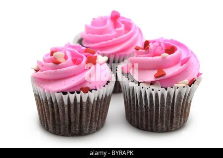 Cupcakes Foto Stock