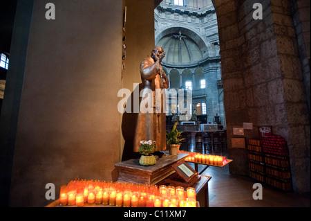 Chiesa di San Lorenzo Maggiore o la Basilica di San Lorenzo, Milano, Lombardia, Italia, Europa Foto Stock