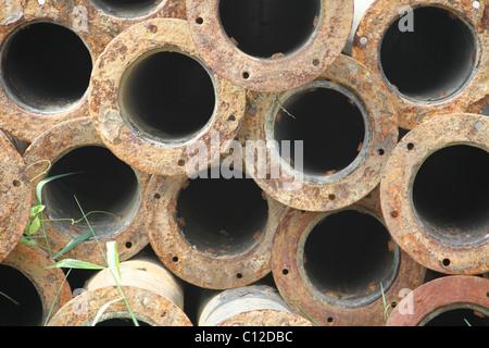 Tubi Foto Stock