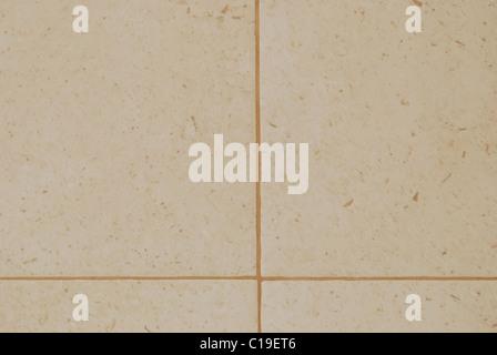 Close up di un marrone parete ceramica Sfondo piastrelle