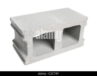 blocchetti di cenere Foto Stock