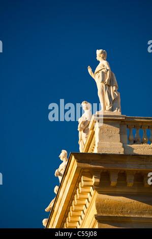 Francia Aquitania Gironde, Teatro Grande Bordeaux Foto Stock