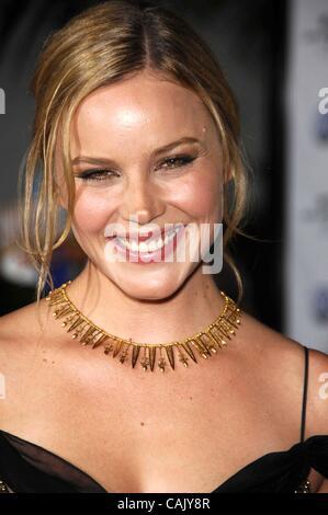 Ottobre 2, 2007 - Hollywood, California, Stati Uniti - LOS ANGELES, CA Ottobre 01, 2007 (SSI) - -.attrice Abbie Foto Stock