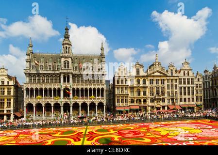 Tappeto Floreale Bruxelles : Flower carpet a bruxelles evento di fiori viaggi low cost