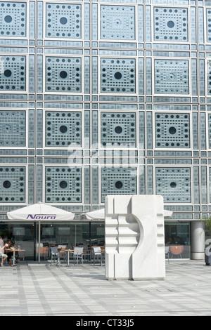Institut du Monde Arabe Foto Stock