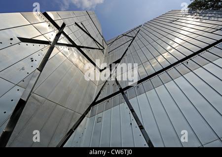 Dettaglio del Museo Ebraico di Berlino, Germania, Berlino Foto Stock