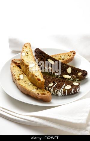Biscotti di Ferrara Foto Stock